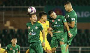 CLB Sài Gòn đá AFC Cup tại Singapore