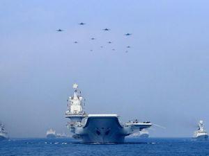 Biển Đông: Trung Quốc tập trận giữa lúc căng thẳng với Mỹ