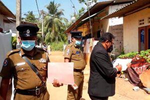 Bé gái 9 tuổi bị đánh đến chết trong lễ trừ tà ở Sri Lanka