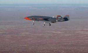 Mãn nhãn máy bay không người lái Loyal Wingman lần đầu tiên cất cánh