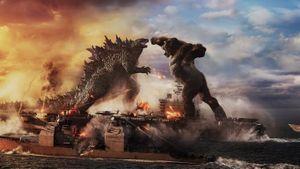 Trận chiến của Godzilla vs. Kong ở tàu sân bay kéo dài tận 18 phút ?