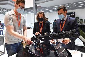 Nga mang những vũ khí tối tân nào đến triển lãm quân sự lớn nhất Trung Đông IDEX 2021?