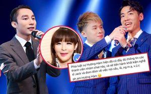 Hàm Hương tung clip tố Jack 'điều động' FC giả mạo fan Sơn Tùng, K-ICM, sẵn sàng kiện nam ca sĩ ra tòa