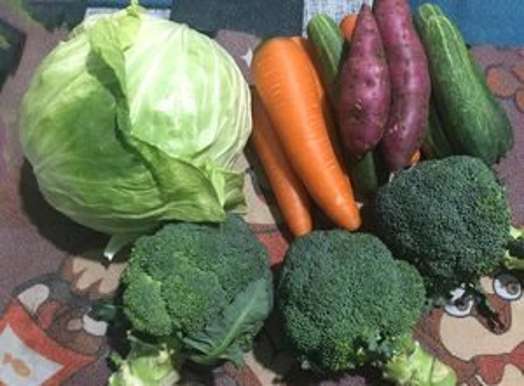 6 lợi ích bất ngờ của bắp cải