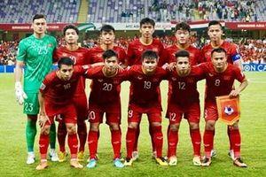 HLV Park Hang-seo và các cộng sự tập trung cho vòng loại World Cup