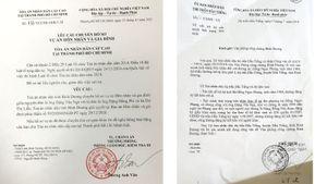 Vụ kiện đòi 'chia thừa kế' tài sản của bạn gái: TAND Cấp cao yêu cầu chuyển hồ sơ vụ án
