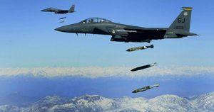 Căn cứ không quân tại Iraq có lính Mỹ đồn trú bị nã rocket