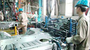 Chỉ số sản xuất công nghiệp của Hà Nội tăng 7,5%