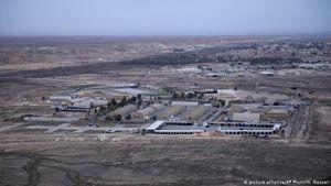 Căn cứ không quân của Mỹ ở Iraq hứng 'mưa' tên lửa