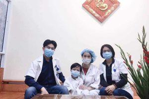 Bệnh nhi ghép tim nhỏ nhất Việt Nam