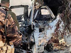 Lầu Năm Góc không ngại đáp trả vụ nã rocket căn cứ Mỹ ở Iraq