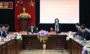 Thanh Trì đạt 24/27 tiêu chí phát triển huyện thành quận