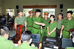 Bộ Công an kiểm tra việc cấp CCCD gắn chip tại Đồng Nai