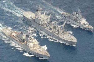 Hải quân châu Âu tăng hiện diện ở Ấn Độ - Thái Bình Dương đối phó Trung Quốc