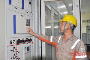 2 tháng đầu năm, điện thương phẩm của Hà Tĩnh đạt 164,632 triệu kWh