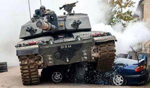 Quân đội Anh và thách thức duy trì lực lượng xe tăng chiến đấu