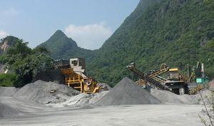 Quảng Bình: Mong sớm tháo gỡ vướng mắc trong lĩnh vực khoáng sản
