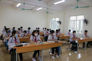 Hải Phòng cho học sinh đi học trở lại từ ngày 8/3