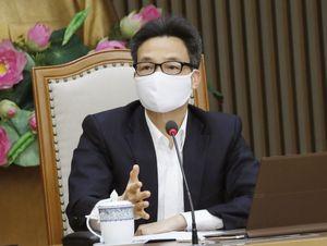 Phó Thủ tướng: 'Phải chiến thắng dịch bệnh bằng công thức của Việt Nam'