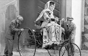 Những người phụ nữ góp phần thay đổi ngành công nghiệp xe hơi