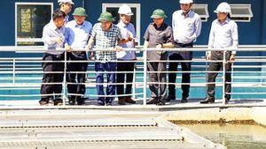 Khánh Hòa: Nước sinh hoạt nông thôn chất lượng chưa đồng đều
