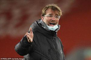 Klopp nói về giấc mơ viễn vông của Liverpool
