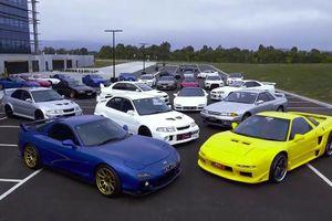 Câu chuyện về những xe JDM Nhật Bản nhanh nhất