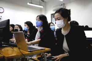 Nội dung dạy học trực tuyến: Cần lựa chọn phù hợp