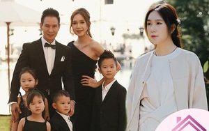 Minh Hà tự tay lo áo quần tỉ mỉ cho chồng con