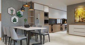 Cách làm tủ bếp đúng cách để có tính thẩm mỹ cao, bền mãi và sử dụng tiện nghi hơn