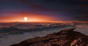 Hành tinh 2 mặt dễ sống như Trái Đất nhờ đại dương 'siêu tốc'