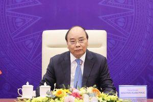 Thủ tướng ba nước Việt Nam, Lào, Campuchia nhấn mạnh tầm quan trọng duy trì hòa bình ở Biển Đông