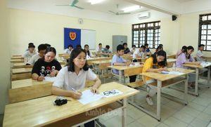 Hà Nội: Vẫn băn khoăn việc tuyển sinh vào lớp 10 với 4 môn thi