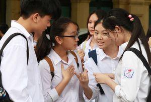 Tuyển sinh lớp 10 Hà Nội: Không công bố tỷ lệ chọi, phụ huynh lo càng thêm lo
