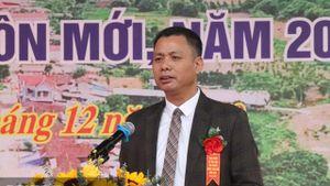 Giám đốc Sở NNPTNT giữ chức Phó Chủ tịch UBND tỉnh Sơn La