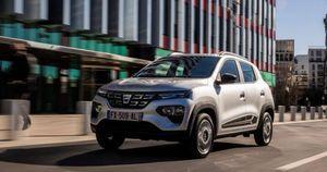 Được chính phủ tài trợ, xe điện Dacia Spring chỉ có giá hơn 200 triệu đồng