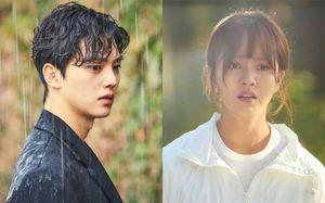 'Love Alarm 2': Kim So Hyun nước mắt lưng tròng - Song Kang thẫn thờ dưới mưa