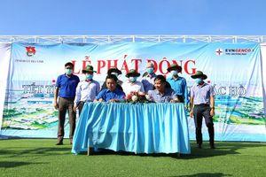 EVNGENCO1 tổ chức Tết trồng cây tại Nhiệt điện Duyên Hải