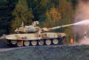 Xe tăng T-90 của Nga không ngừng được nâng cấp, ngày càng lợi hại