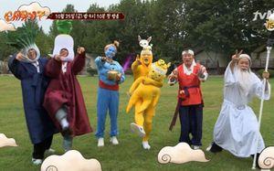 Dàn cast đình đám Tân Tây Du Ký chuẩn bị ghi hình cho show mới