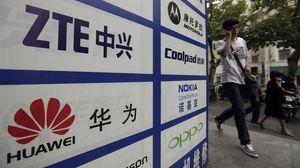 Mỹ liệt 5 công ty Trung Quốc vào danh sách đen