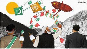 Ấn Độ, vị thế mới và toan tính mới - sẵn sàng 'va chạm' khi cần thiết