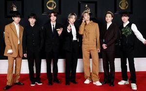 BTS, Billie Eilish cùng dàn sao đình đám thế giới tề tựu trên thảm đỏ Grammy 2021