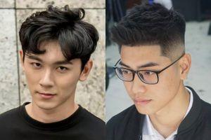 4 kiểu tóc được nam giới Việt hiện nay ưa chuộng