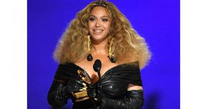 Một Grammy chưa từng có trong lịch sử!