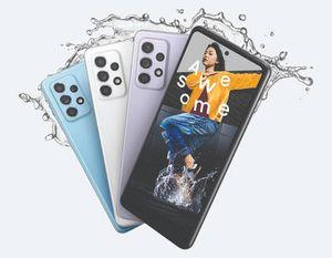 Samsung Galaxy A 'siêu' bền đẹp, thách thức mọi smartphone tầm trung