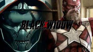 Hình ảnh hậu trường mới của Black Widow, Taskmaster, Red Guardian