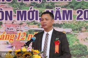 Giám đốc Sở NN&PTNT giữ chức Phó Chủ tịch UBND tỉnh Sơn La