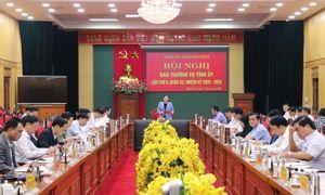 Tập trung lãnh đạo thành công cuộc bầu cử Đại biểu Quốc hội và Đại biểu HĐND các cấp