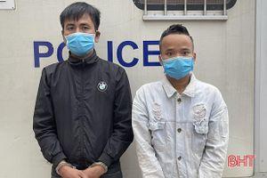 Hà Tĩnh: Mua bán, tàng trữ ma túy, 2 đối tượng bị khởi tố, tạm giam